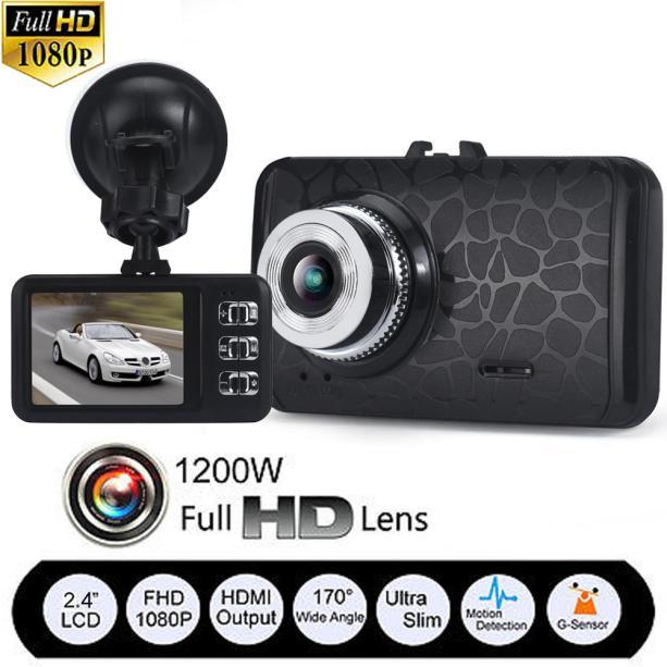 1080P HD CAR DVR G-sensor IR Vehicle Video Camera Recorder Dash Cam