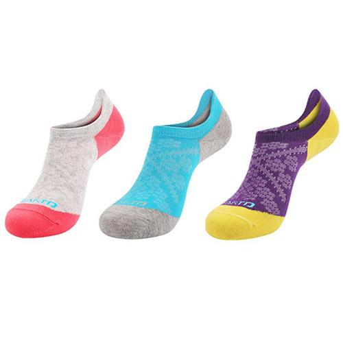 6-Pairs  Unisex All Day Relief Ankle Socks