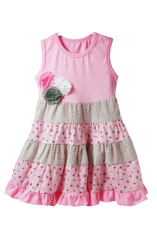 Girls Spring Dresses - BelleChic