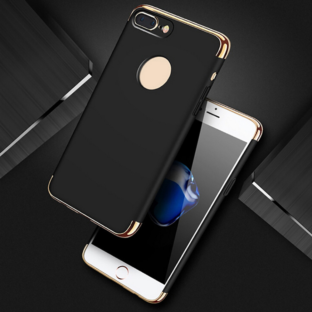 Luxury Ultra-thin Armor Hard Back Case Cover For iPhone 8 Plus   4.7in