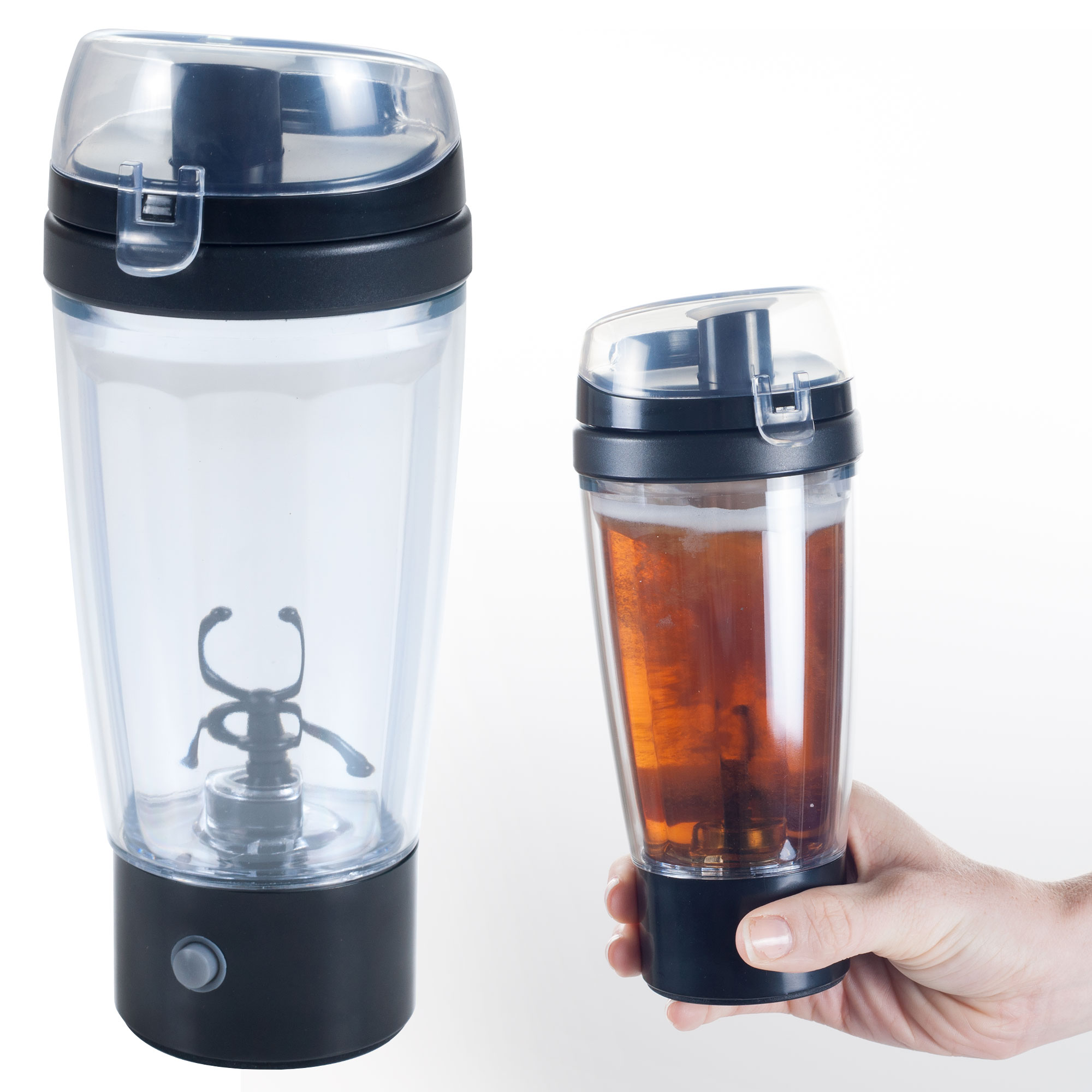 Chef Buddy Auto Mixing Travel Mug with Tornado Action (Double Layer) 6389