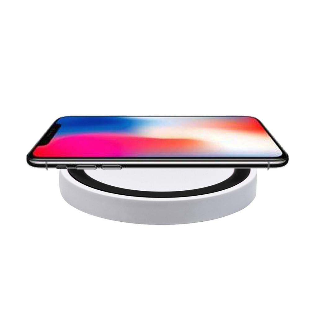 Qi Wireless Power Fast Charger Charging Pad For Iphone 8   8 Plus   X