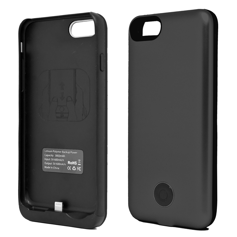 iphone battery capacity for iphone 7 external battery backup charger power 11631