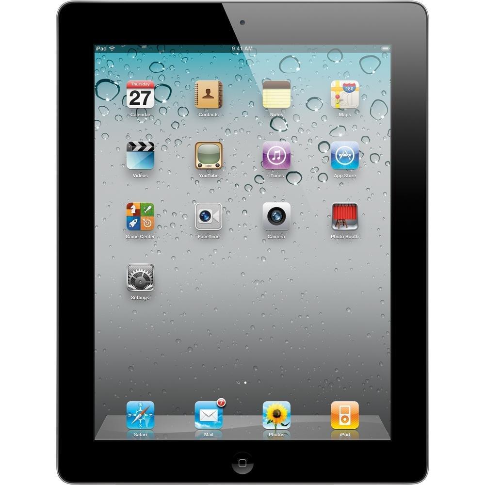 Apple iPad 2 32GB Black WiFi (MC770LL A) - Grade B