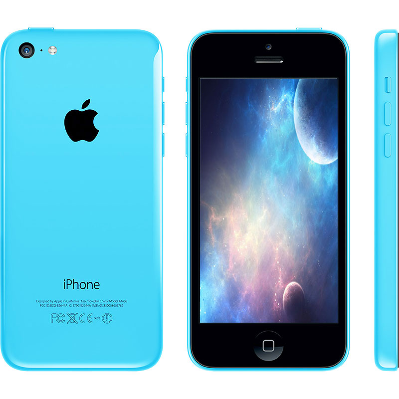 used verizon iphone used apple iphone 5c 16gb blue verizon tanga 13213