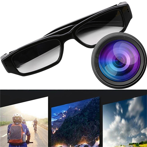 Mini HD Spy Hidden Camera Eyewear c631c198efc6