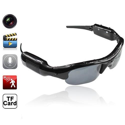 Mini HD Spy Hidden Camera Sunglasses Eyewear DVR Video Recorder Cam 5914560