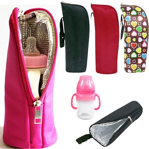 Portable Baby Food Insulation Milk Bottle Warmer Bag f3d4d78727c9