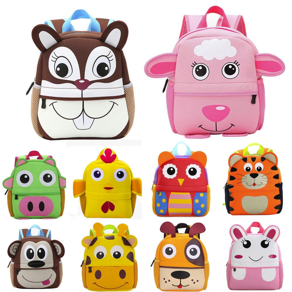 Children s School Cartoon Backpacks