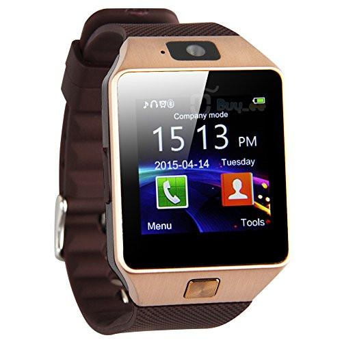 Bluetooth Smart Watch w Camera, Pedometer, Activity Monitor and Phone