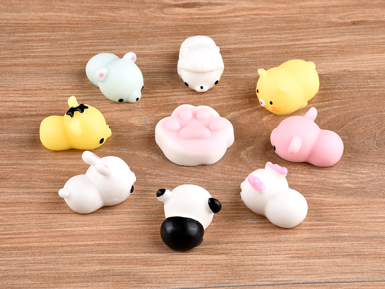 Adorable Super Cute Mini Squishies Gift Set For Kids