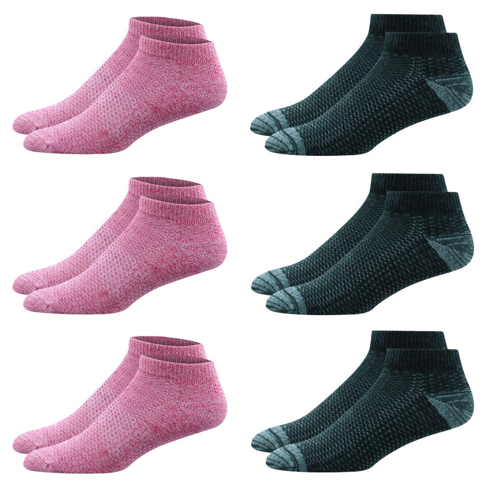 6-Pack Columbia Women s Low Cut Socks - Size 4-10 e871a703eaf2