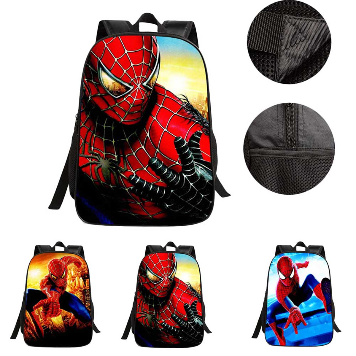 Spider-Man Backpack 844b564e97f6