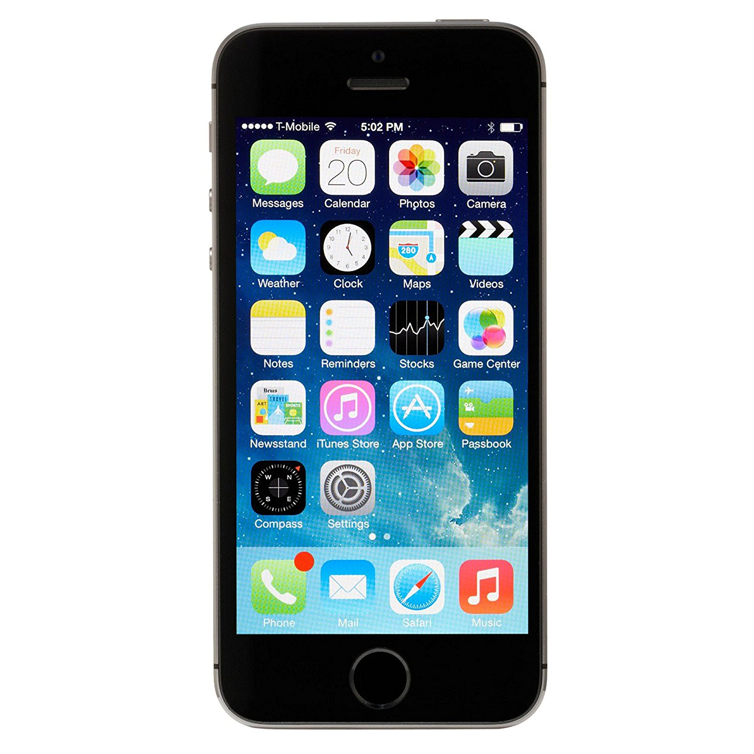 iphone 5s tmobile apple iphone 5s 16gb t mobile smartphone w free fidget 1856