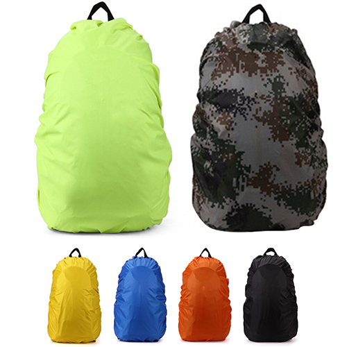 how to keep backpack dry in rain