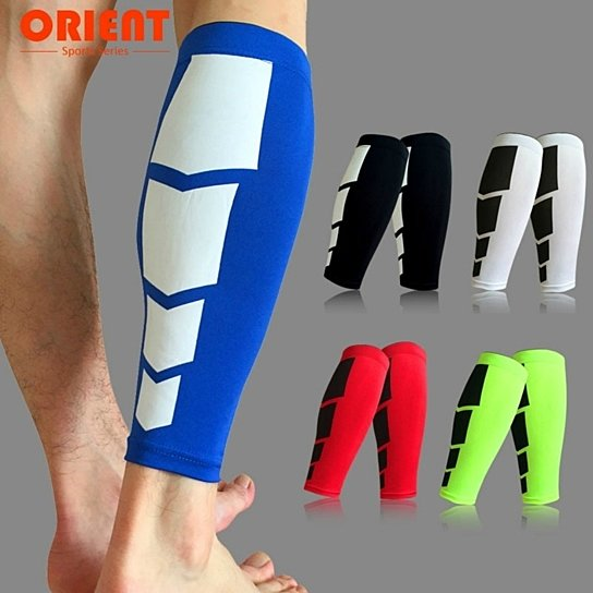 Pair Of Men s Calf Compression Sleeves