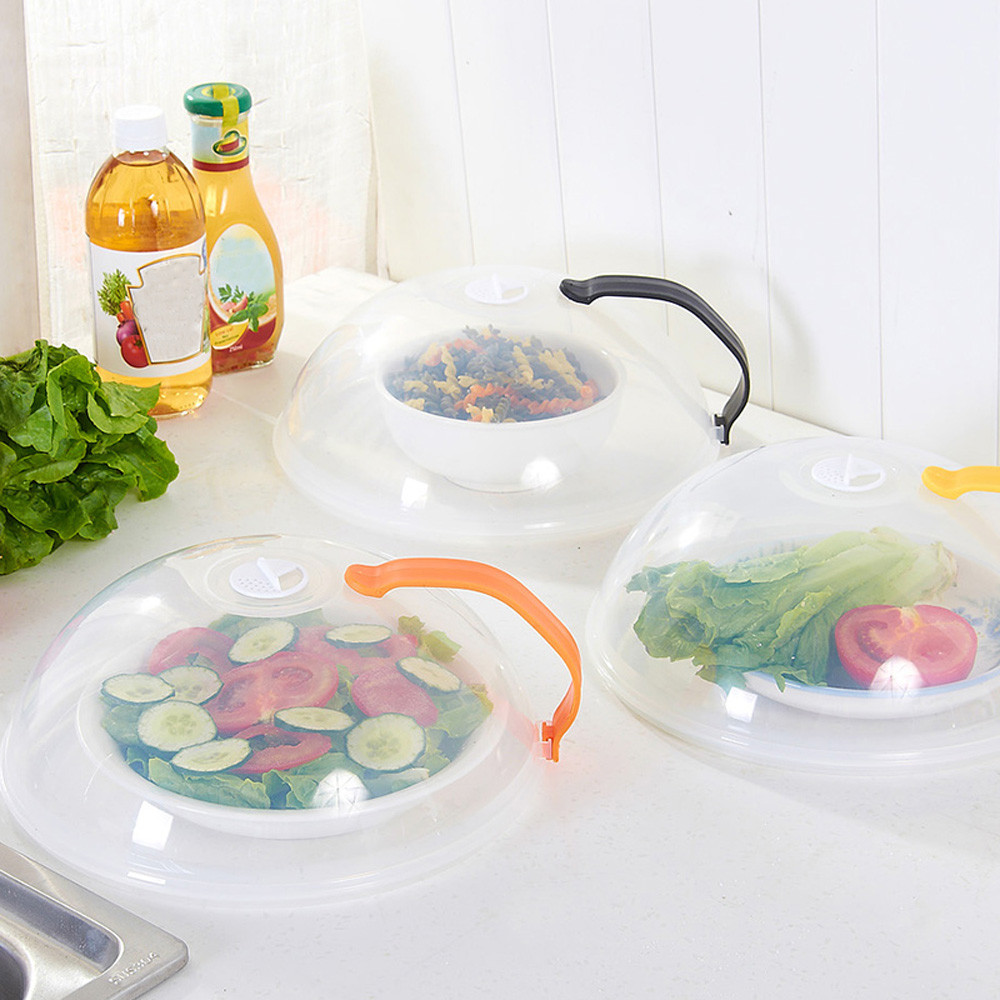 Multifunction Microwave Hover Anti-Splatter Cover