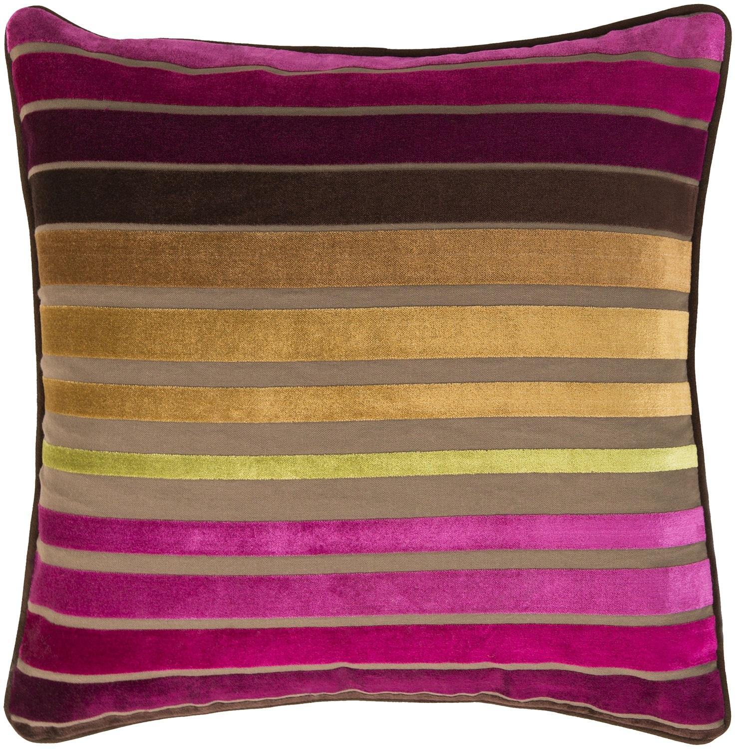 Red Brown Beige Throw Pillows : 22