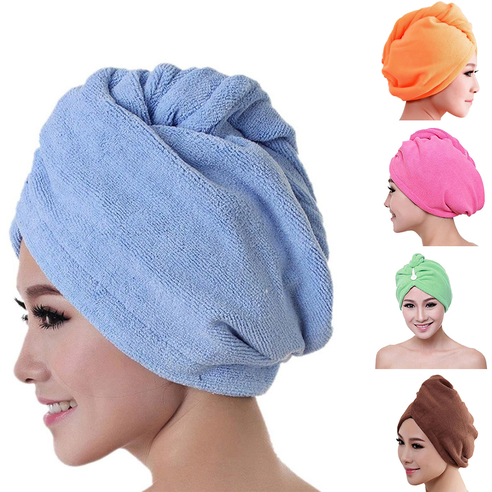 Women s Hair Absorbent Quick Drying Towel 9762072