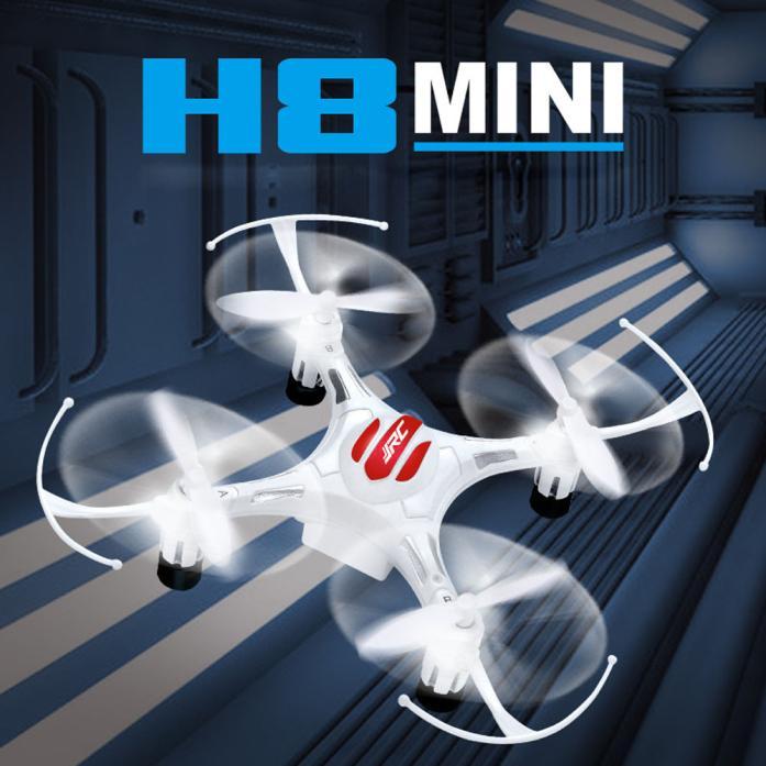 JJRC H8 Mini 2.4G 4CH 6 Axis RTF RC Quadcopter