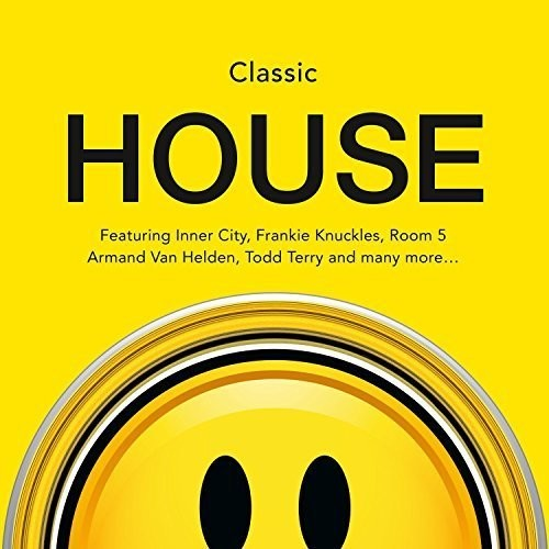 Classic house classic house cd tanga for Classic underground house music