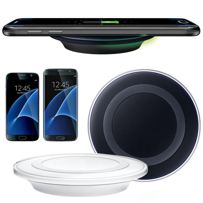Qi Wireless Charging Charger Pad For Samsung Galaxy S7   S7 Edge Smart