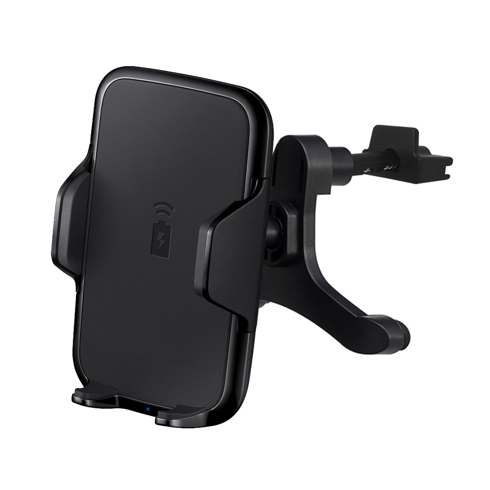 Qi Wireless Car Stand Dashboard Air Vent Mount For Samsung S7 Phone 5615882