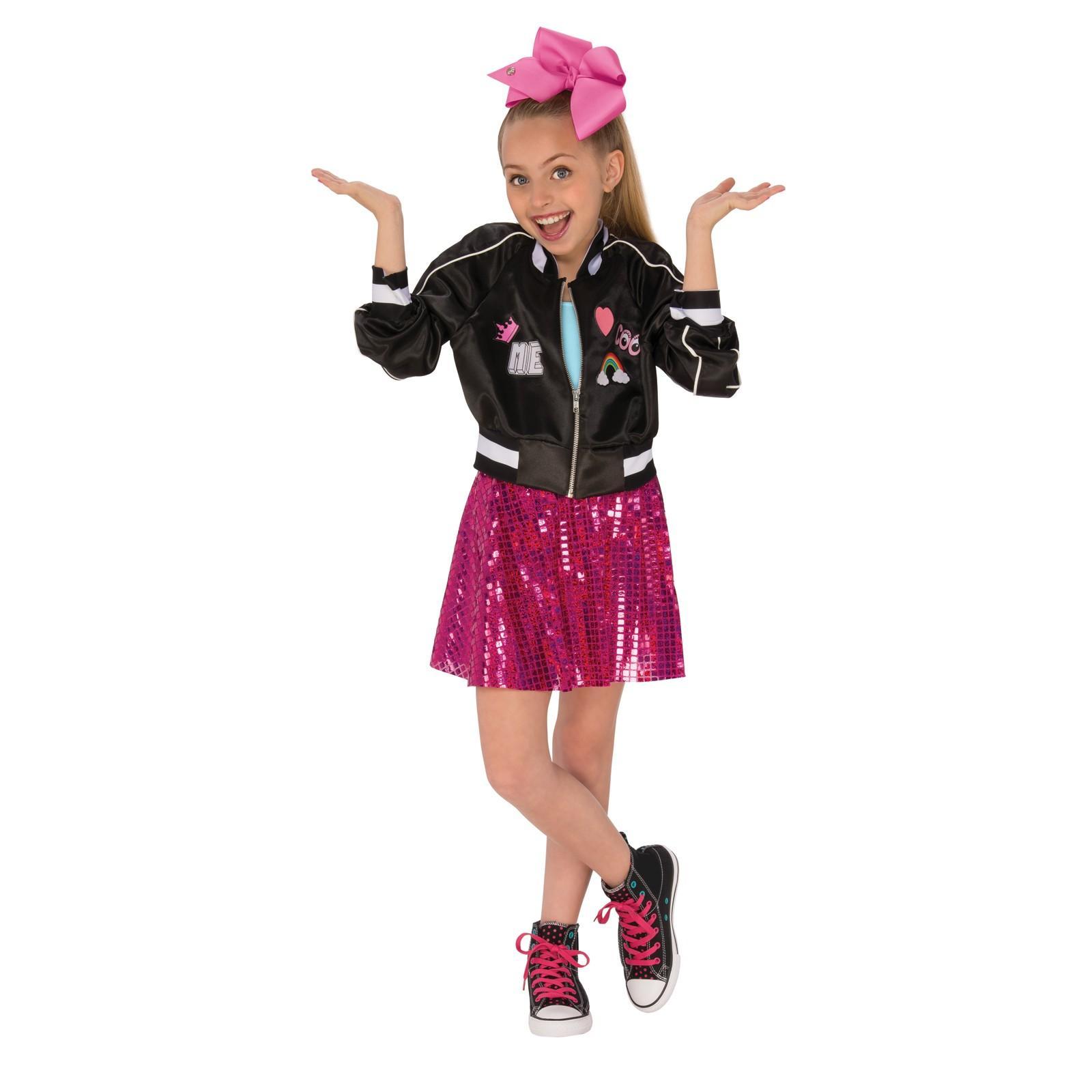 sc 1 st  Tanga & JoJo Siwa Girls Jacket - Tanga