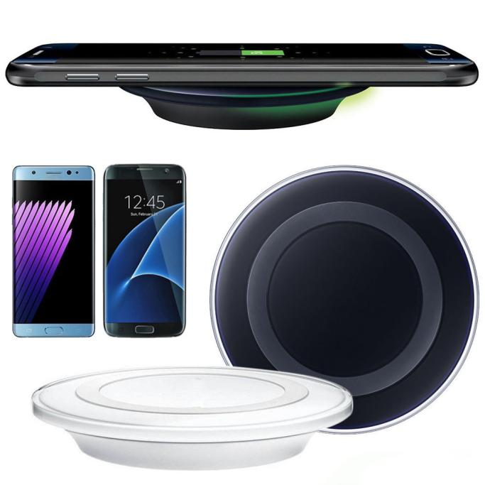 Qi Wireless Charging Charger Pad For Samsung Galaxy Note 7 Smartphone