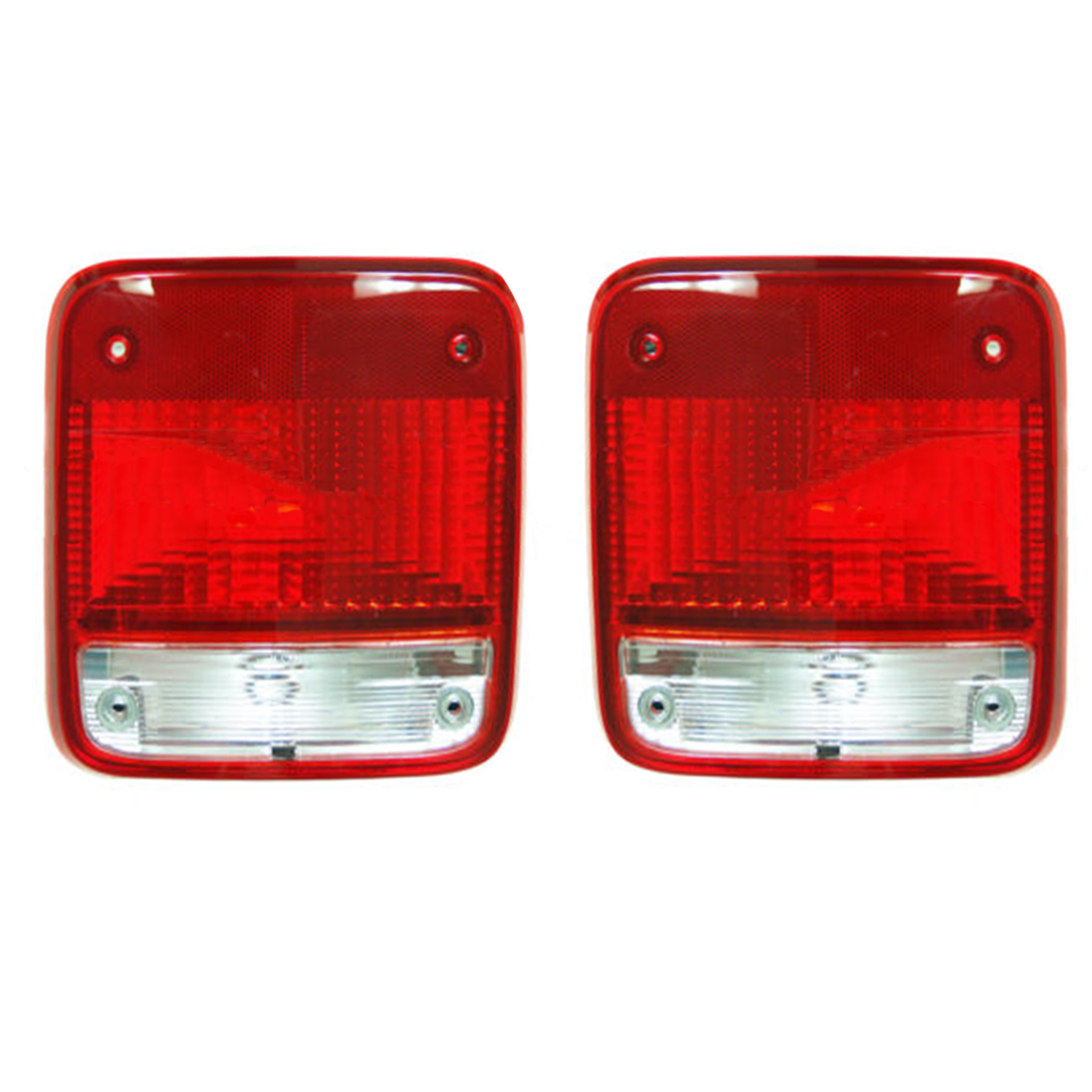 NEW PAIR OF TAIL LIGHTS FITS GMC SAVANA 3500 2500 1500