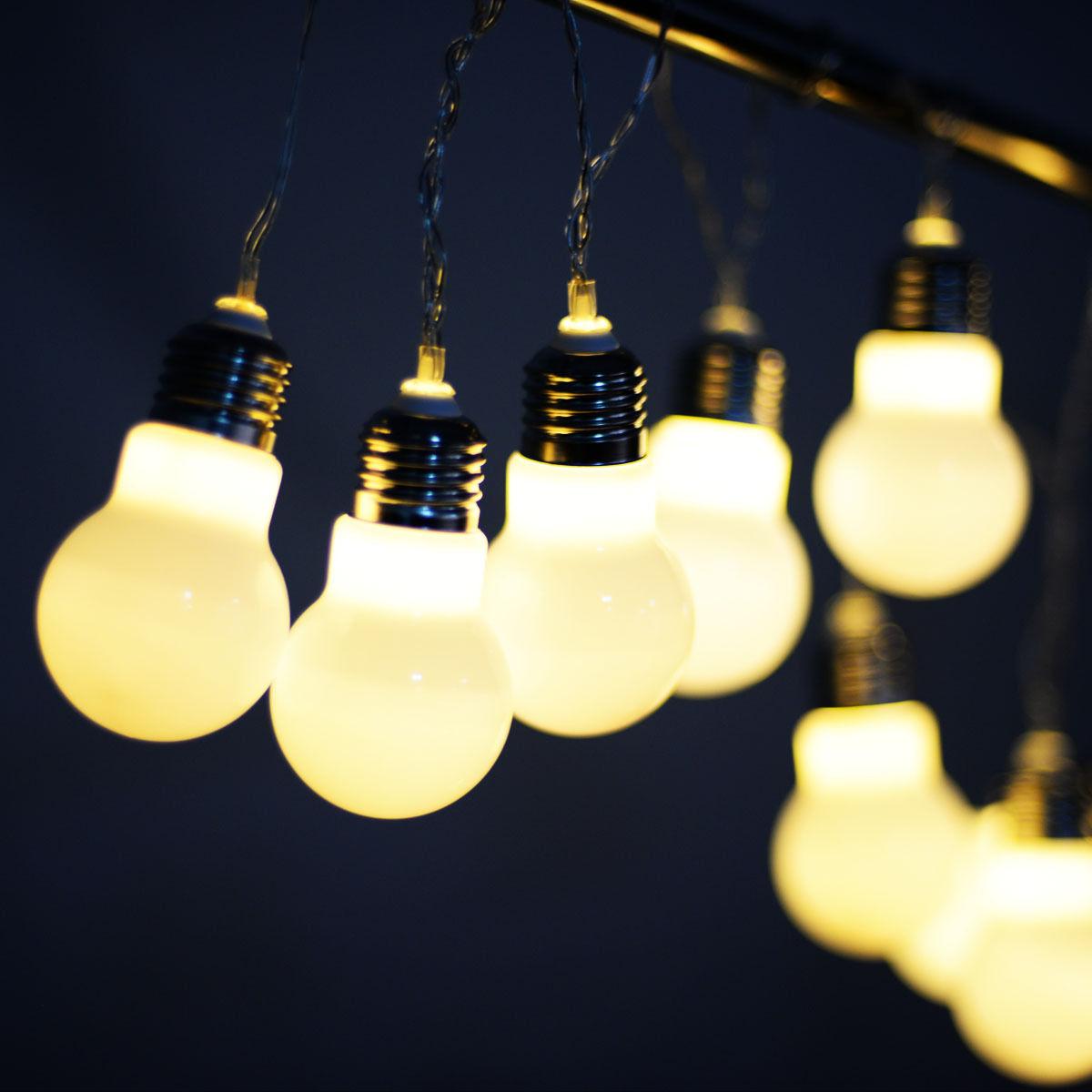 Led Warm White String Lights Tanga