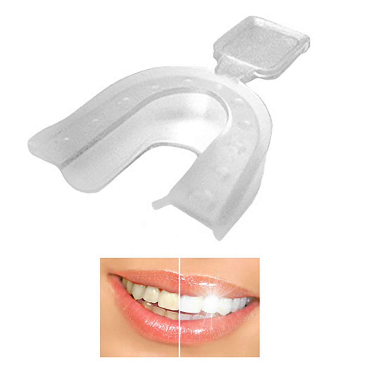 teeth whitening gel instructions
