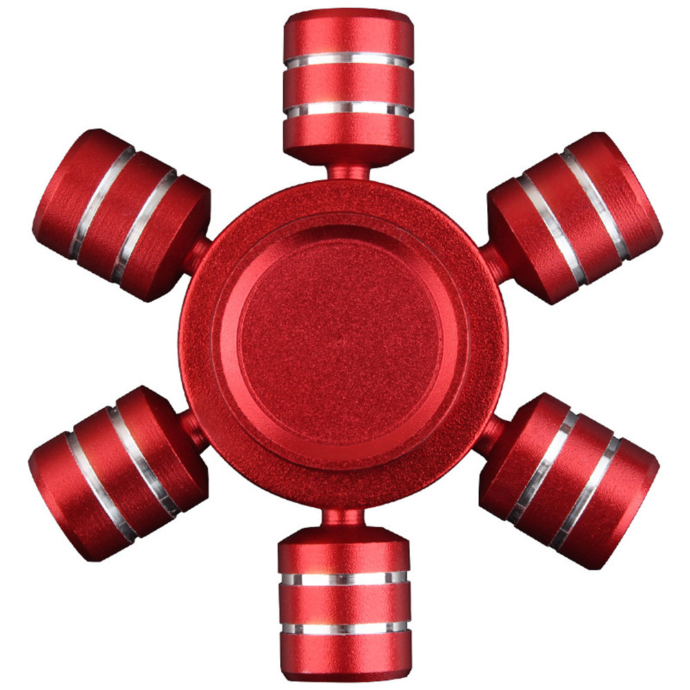 Hand Spinner Fidget Copper Toy