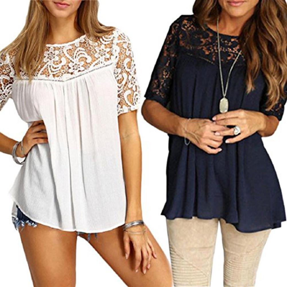 Women s Lace T-shirt