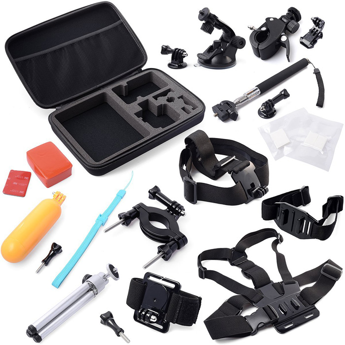 Holder Accessories Set for Gopro Hero 2 3 3 7664869