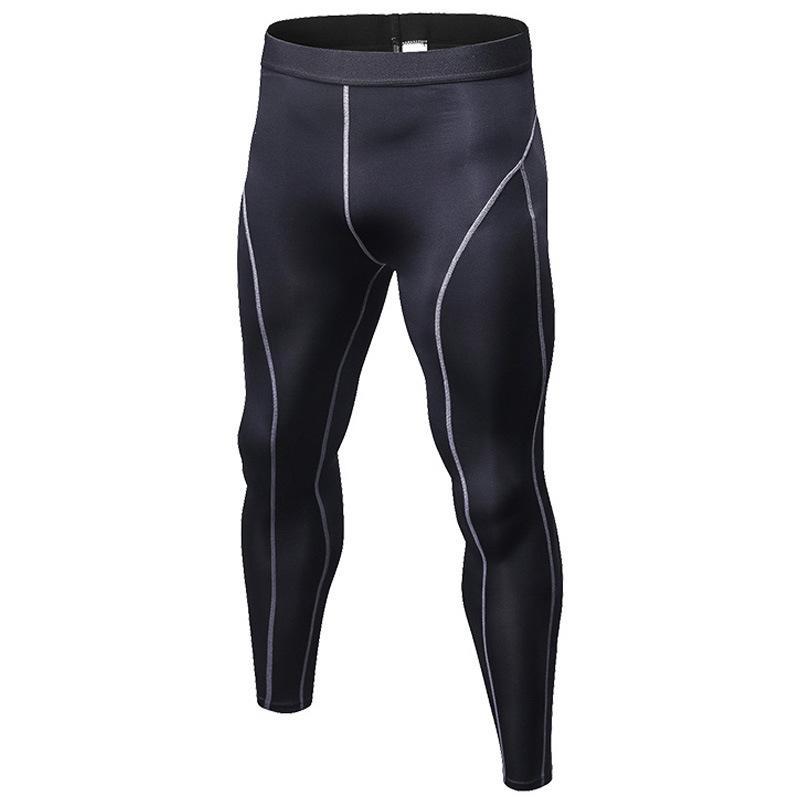 Men s Quick-Dry Compression Pants