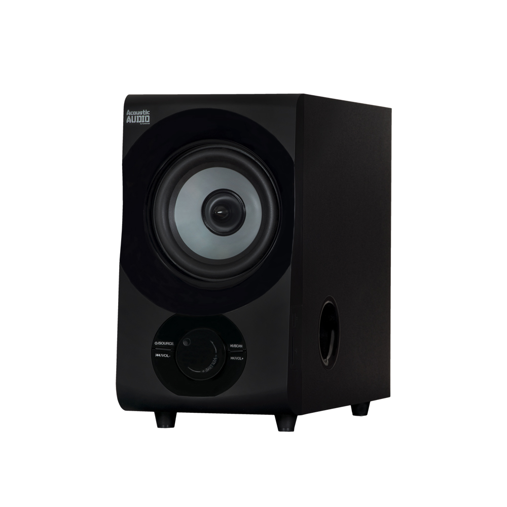 Acoustic audio aa5172 home theater 5 1 bluetooth speaker - Home cinema bluetooth ...