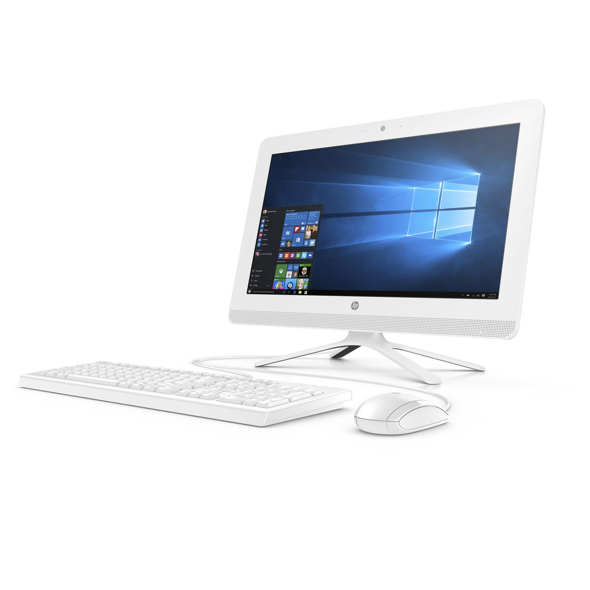 Hp 20 C019la 19 5 Quot Alo Desktop Pc Amd Quad Core A4 7210 1