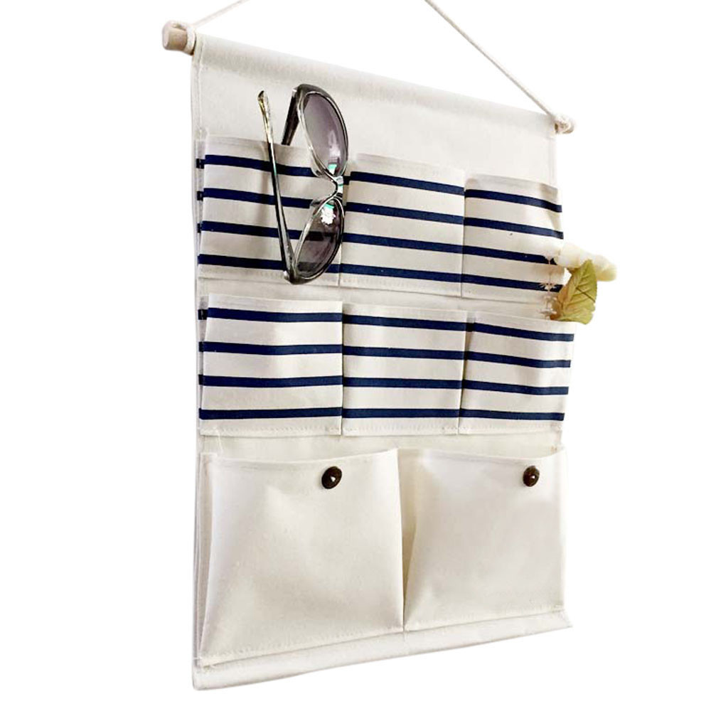 Pocketed Cotton Storage Bag 5501372