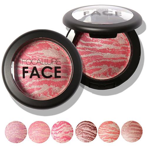 Cheek Baked Blush Powder - 6 Colors 8689657