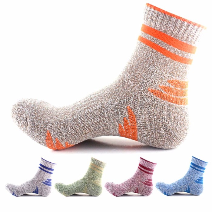 5-Pairs  Unisex Ultra-Support Compression Socks