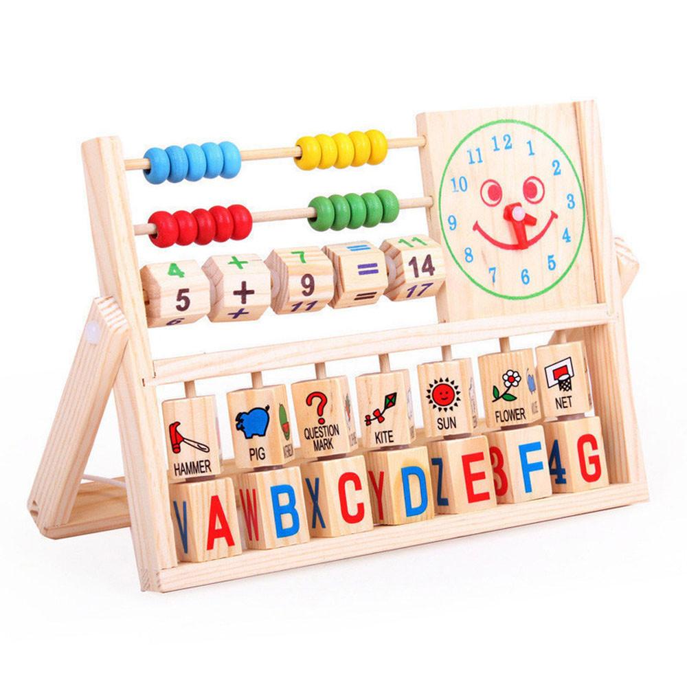 Developmental Learning Toys : Children baby kids learning developmental versatile flap