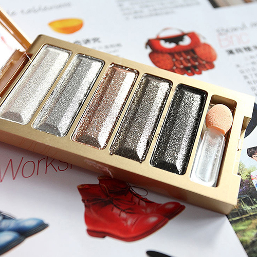 5 Colors Nude Makeup Smoky Eye Shadow Palette 70335d5d2347