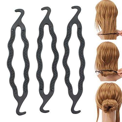 5 Pcs Hair Twist Styling Clip Stick Braid Tool 9763940