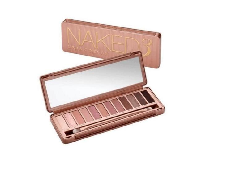 Nude Designer Inspired Eye Shadow Palette 12 Colors 7972588