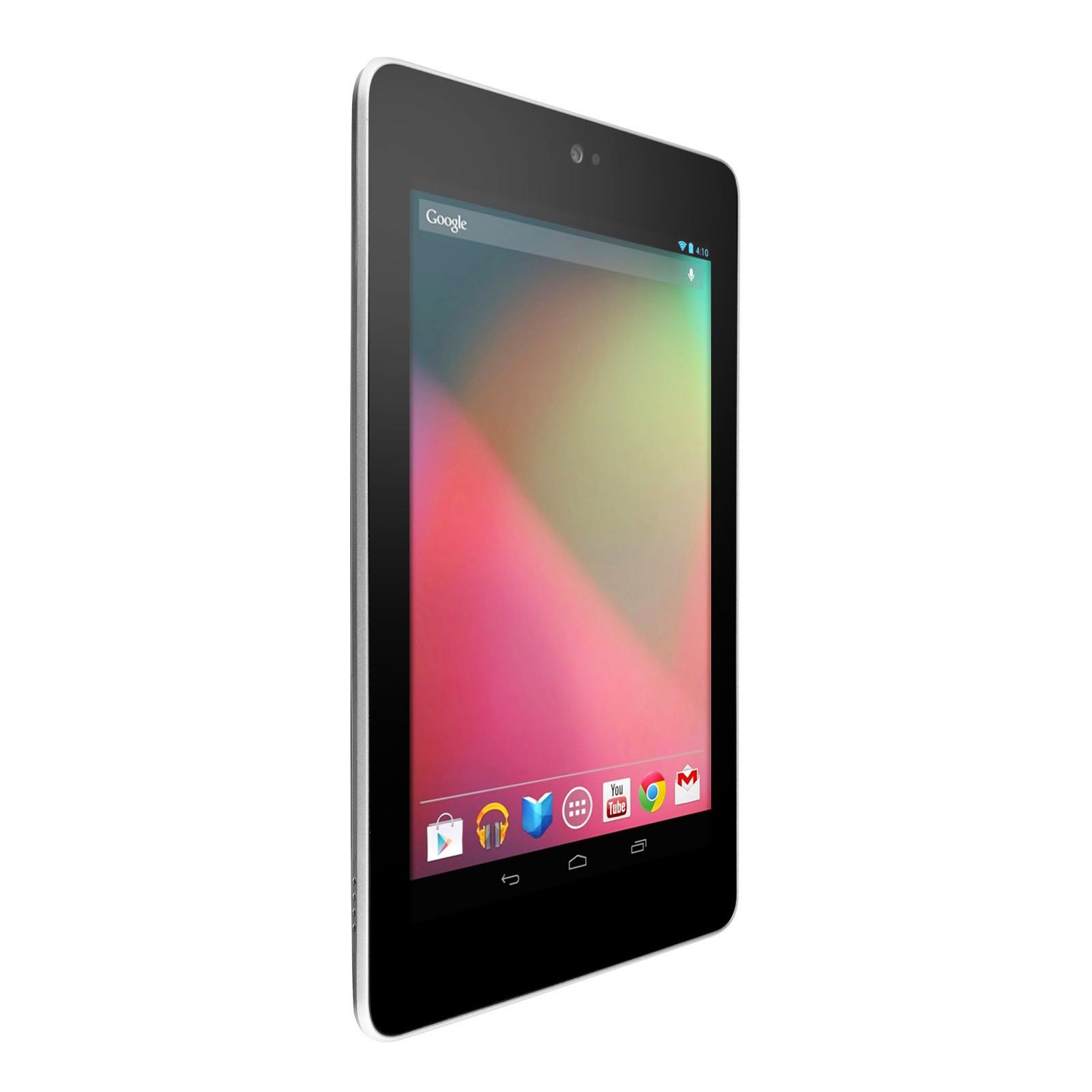 "Asus 7"" Google Nexus 7 Android Tablet (16GB Memory, 1.2 ..."