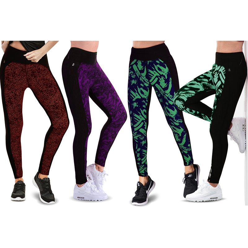 2-Pack Mystery Deal  Women s ReActivate Compression Leggings