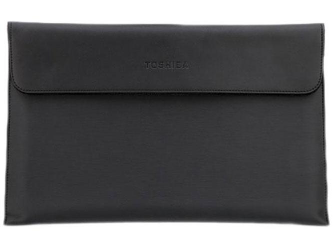 Toshiba 12.5  Envelope  Case for Satellite U920t Ultrabook    Black PA