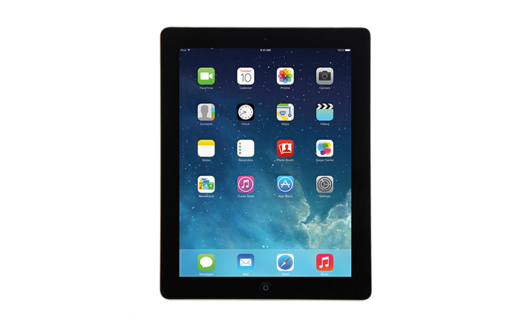 Apple iPad 2 MC769LL A 16GB WiFi Black (Grade B)