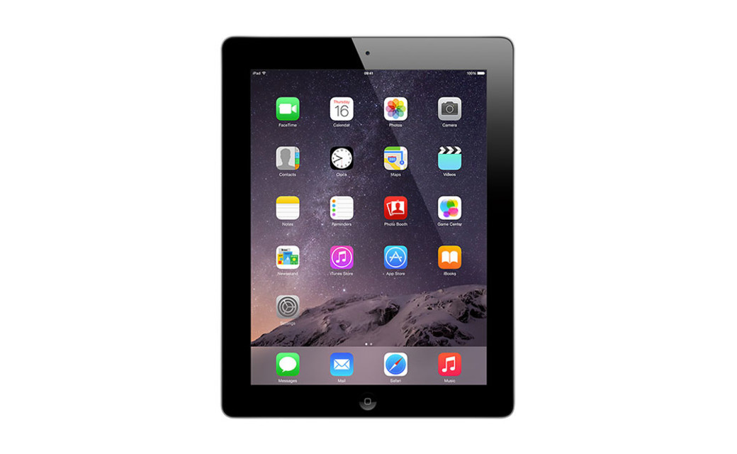 Apple iPad 3 MC706LL A, 32GB WiFi Black (Grade B) 9783192